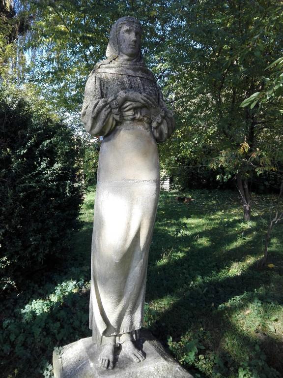 sculptura de Baraschi : portul muscelean