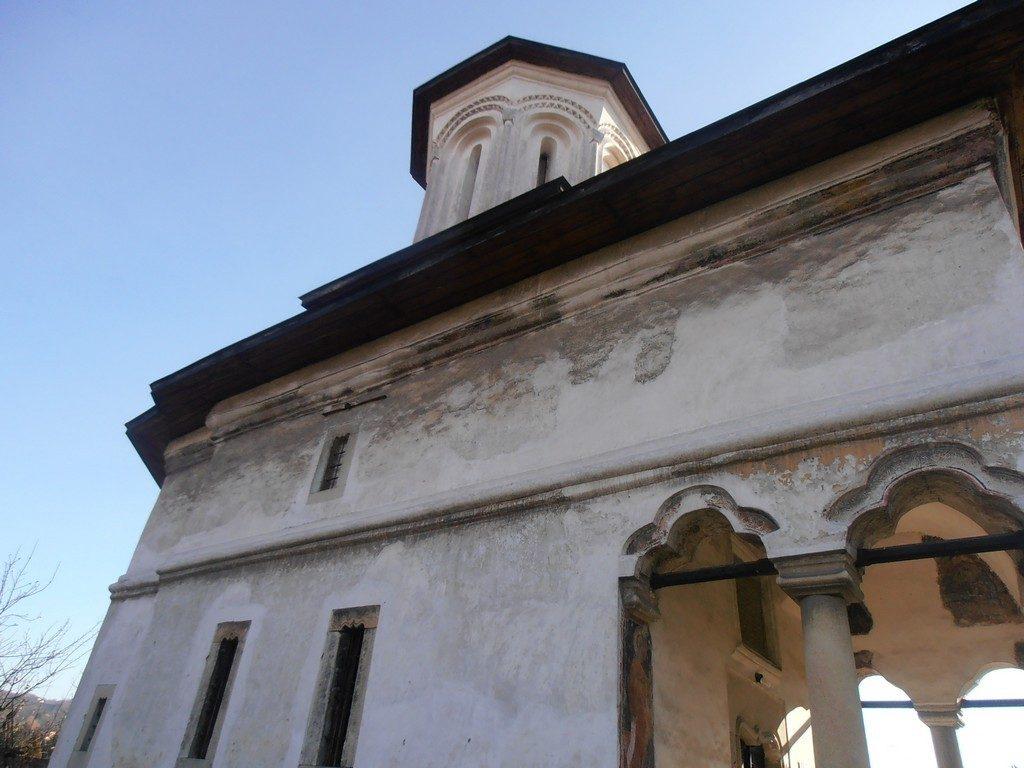 obiective turistice in Campulung, Manastirea Negru Voda, Arges, Romania, info turism, concediu