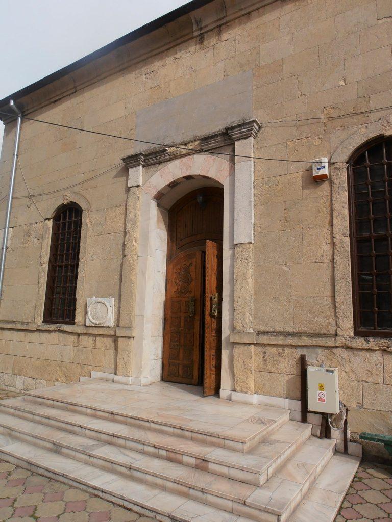 Geamia Hunchiar, obiective turistice in Constanta