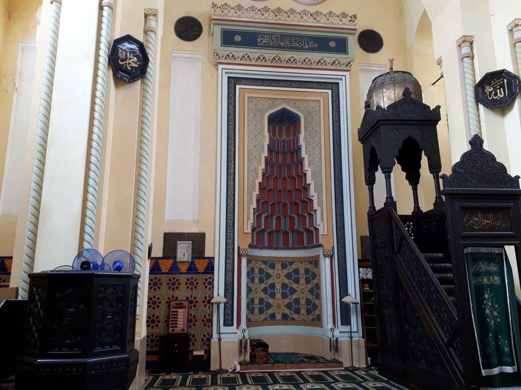 Moscheea Carol I, obiective turistice Constanta, Romania