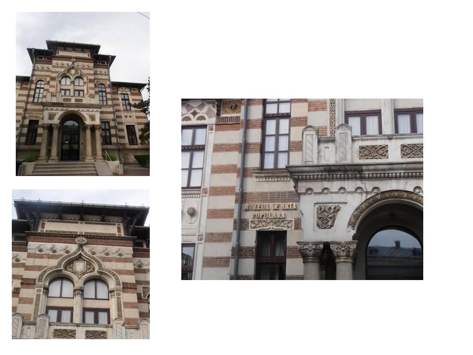 Muzeul de Arta Populara, obiective turistice din Constanta