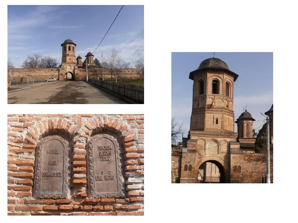 Casa Domneasca de la Brebu, Obiective turistice in Prahova, Valea Prahovei
