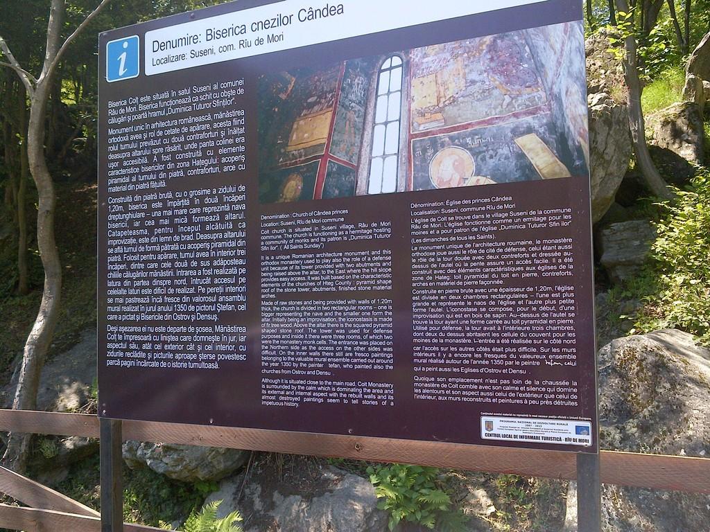 Cetatea Colti, Jules Verne (1)