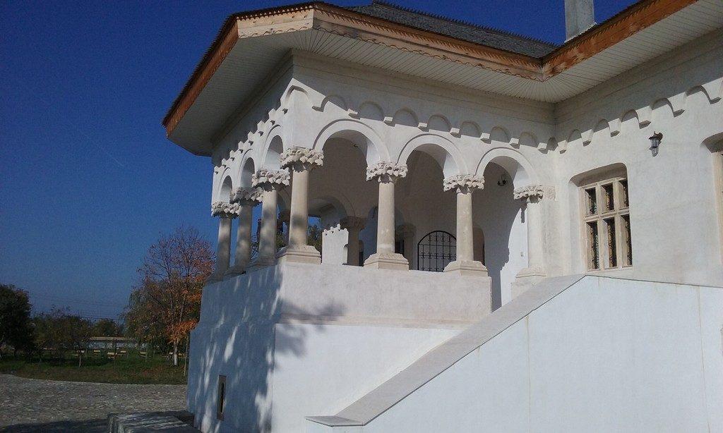 Conacul Pana Filipescu, conac brancovenesc, obiective turistice in Prahova, atractii turistice Romania