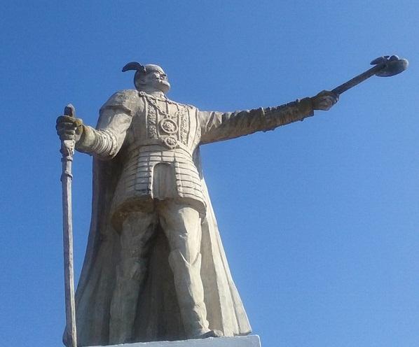 Mihai Viteazul la Calugareni