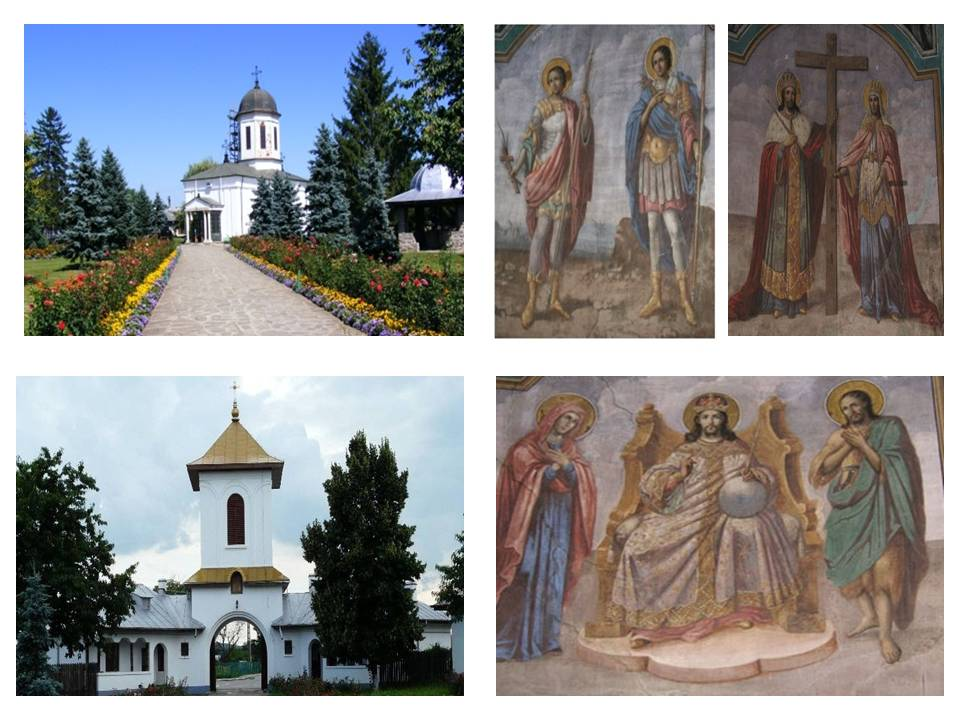Manastirea Zamfira, obiective turistice in judetul Prahova, descopera Romania