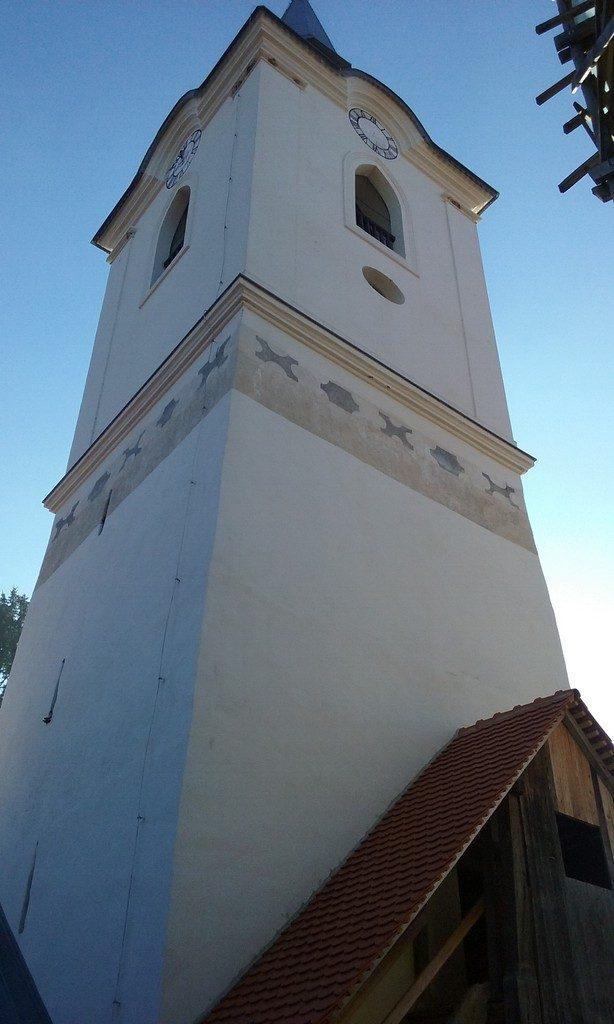 biserica unitariana Darjiu, sit Unesco