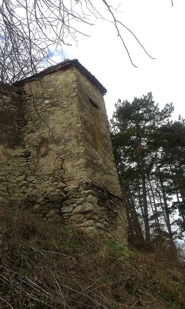 Cetatea taraneasca din JIMBOR, obiective turistice Romania, Brasov