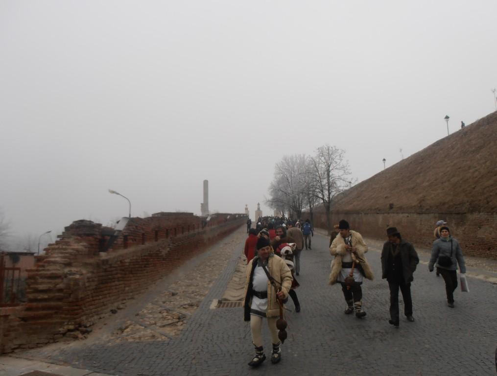 Obiective turistice in Alba Iulia