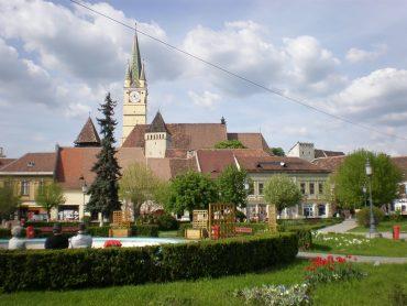 Obiective turistice in Romania, Medias, judetul Sibiu