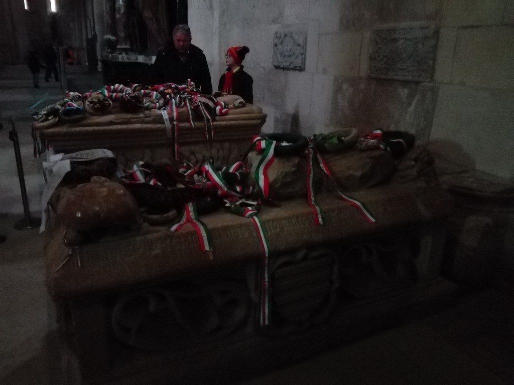 Mormantul lui Iancu de Hunedoara, Alba Iulia, Romania