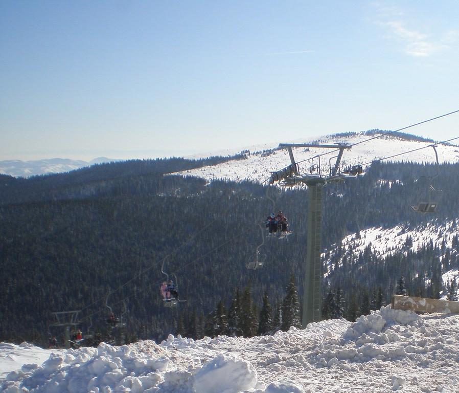 Sejur ski la Baisoara