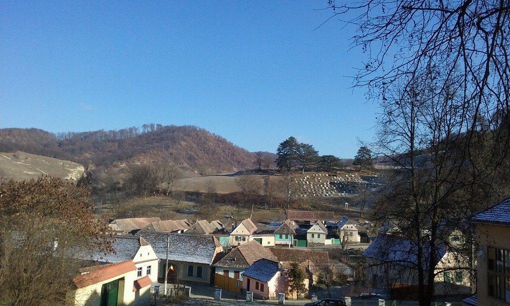 Malancrav, biserica fortificata, obiective turistice in Transilvania