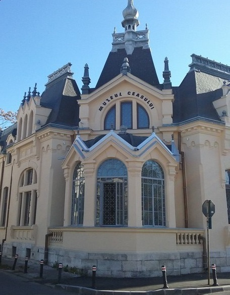 Muzeul Ceasului, Tur Ploiesti, cele mai importante obiective turistice, Romania, Prahova