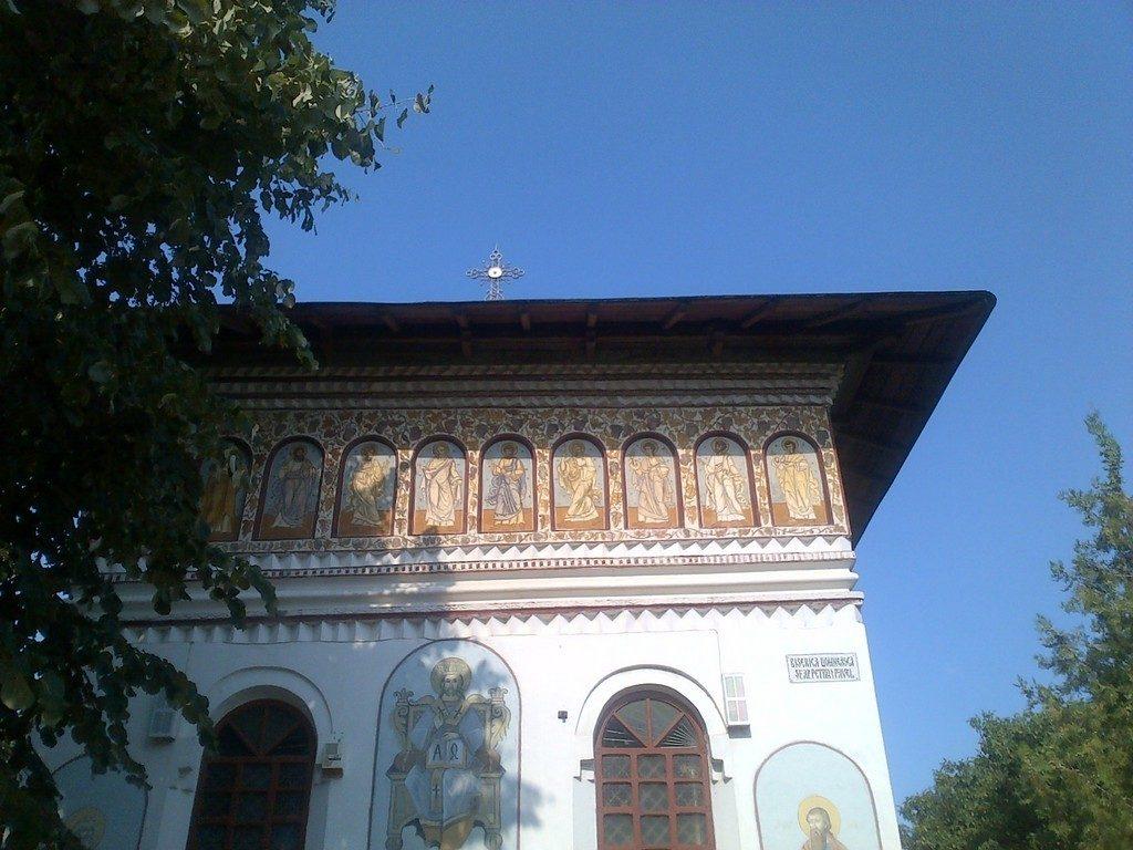 Biserica domneasca, obiective turistice Ploiesti, Romania