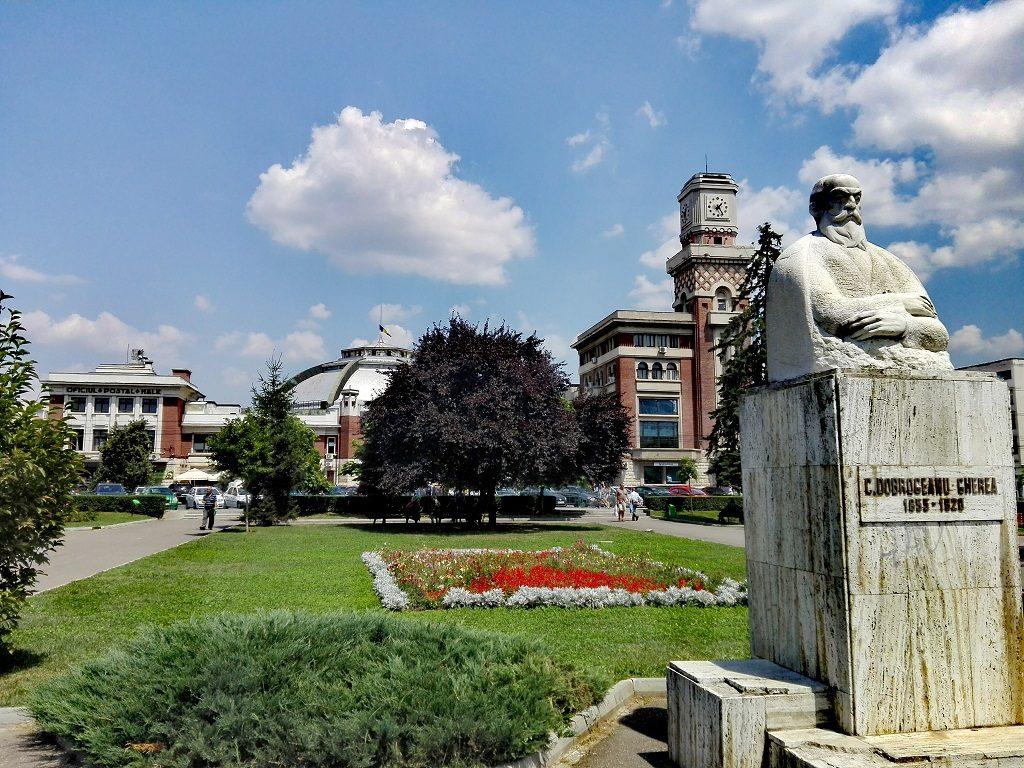 Ploiesti, Halele Centrale, arhitect toma Socolescu, obiective turistice Ploiesti, Romania