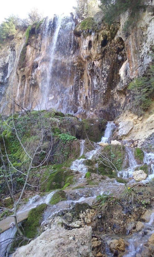 Cascada Pisoaia ,obiective turistice in Muntii Apuseni, Transilvania Romania