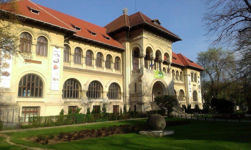 Muzeul de Geologie, Bucuresti