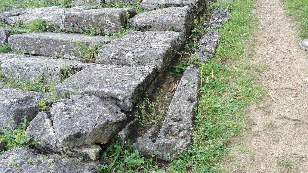 Cetatea dacica Cetatuie, infoturism (9)