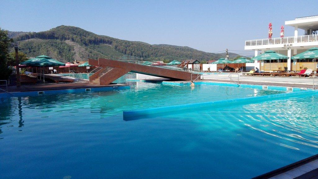 strandul sarat Praid, obiective turistice Mures, Romania, concediu, weekend, Transilvania, infoturism