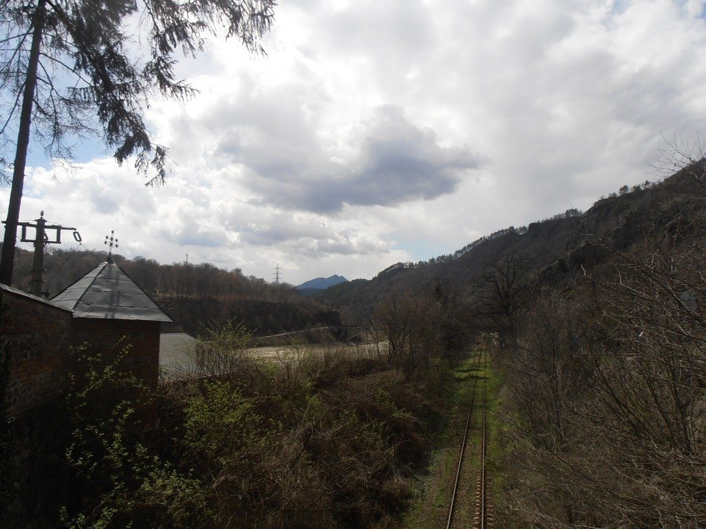 calea ferata si podul monument