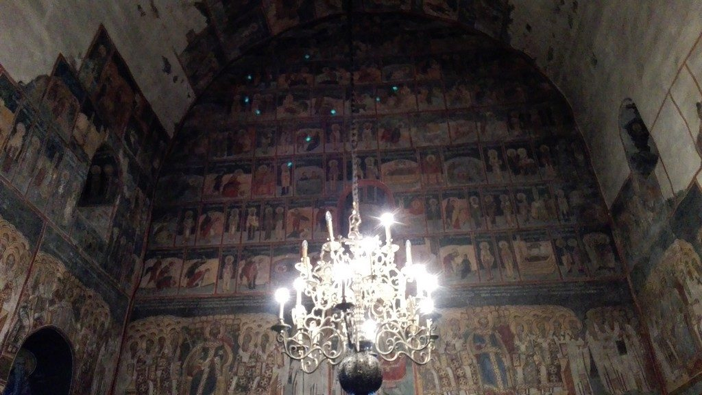 Manastirea Cozia, Obiective turistice pe Valea Oltului, descopera Romania