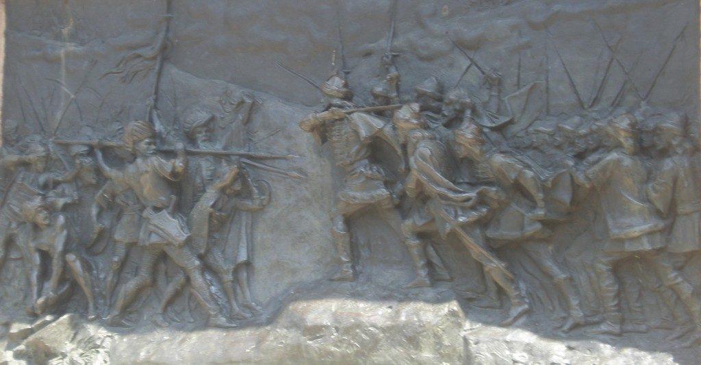 Statuia lui Stefan cel Mare, Iasi