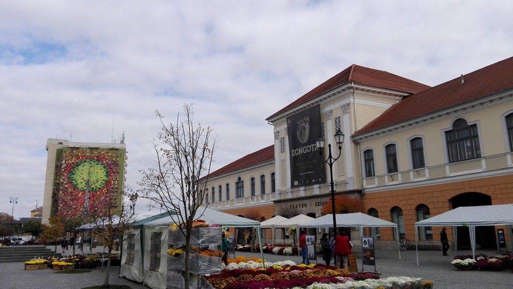 Obiective turistice din Sfantu Gheorghe, atractii turistice, descopera Romania
