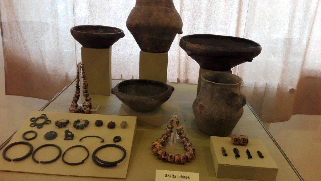 Obiecte scitice