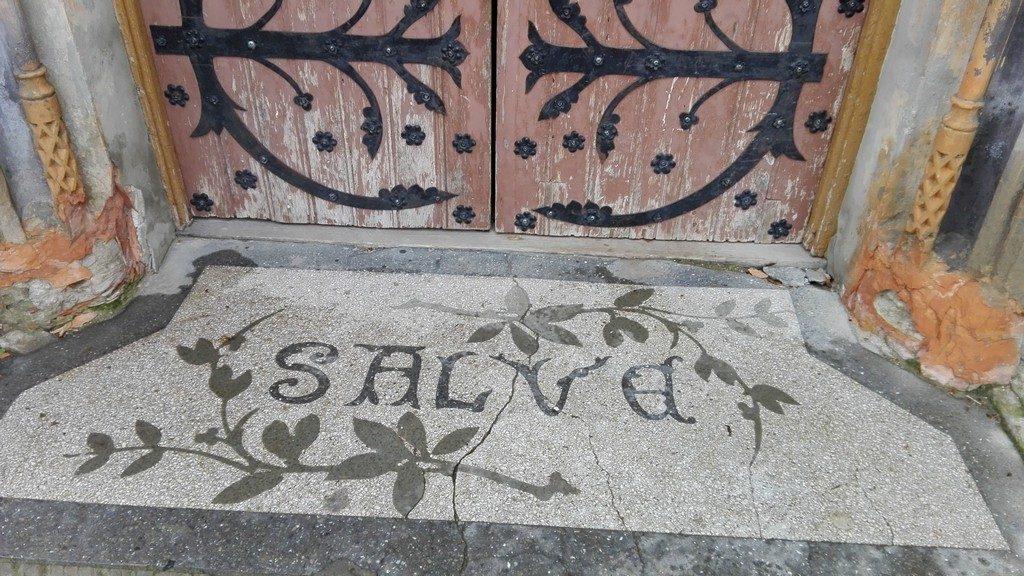 CASTELUL STURDZA de la Miclauseni