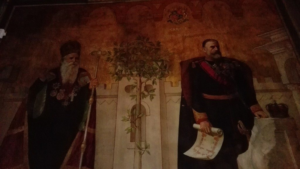 pictura Regele Carol I
