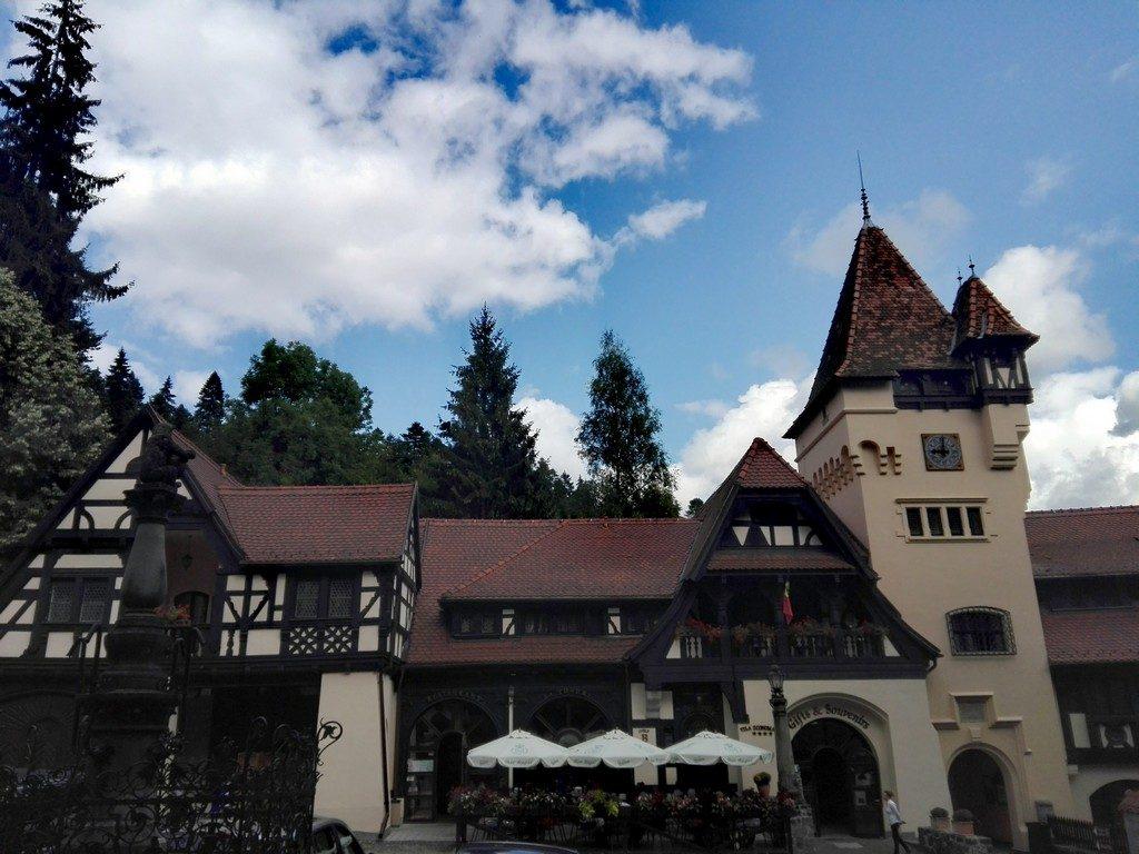 Sinaia, Castelul Pelisor, obiective turistice Romania