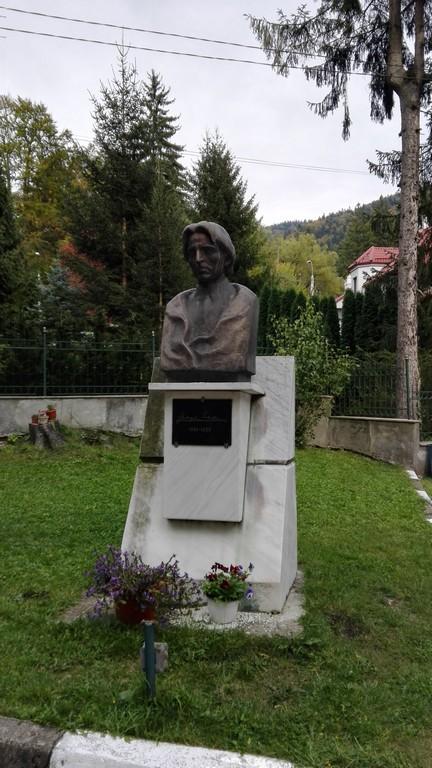 Casa memoriala George Enescu, Sinaia