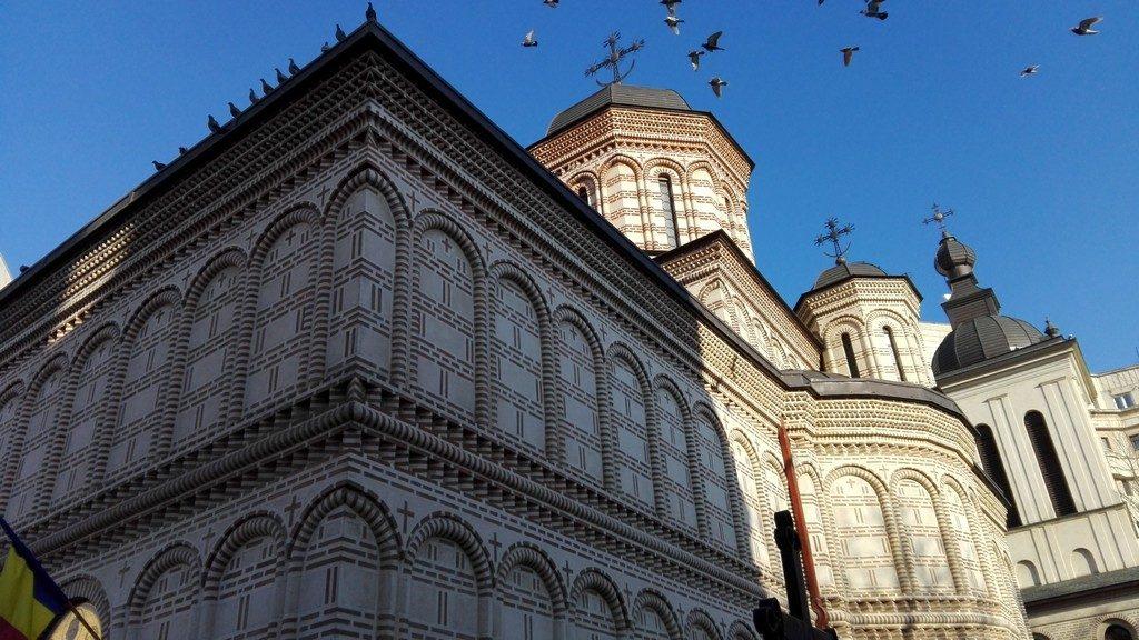 Biserica Mihai Voda, Bucuresti, obiective turistice
