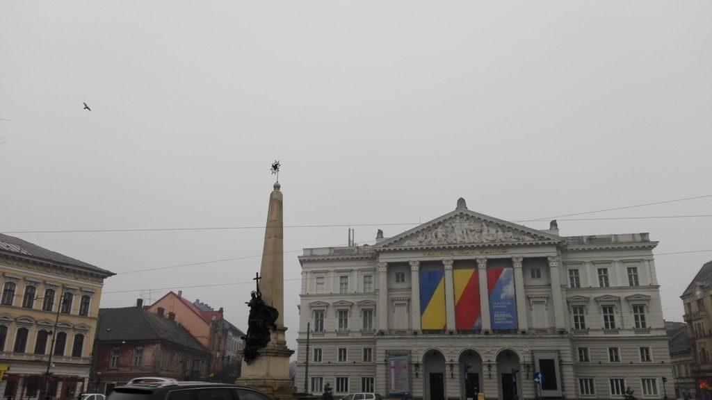Obiective turistice, culturale, arhitecturale, monumente in Arad