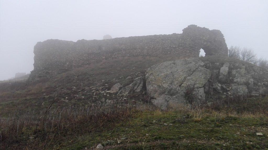 Cetatea Siria, monumente protejate