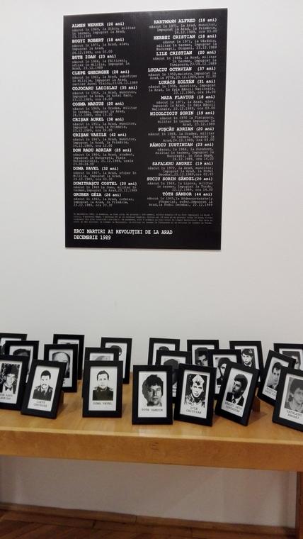 Muzeul Revolutiei Romane, Arad