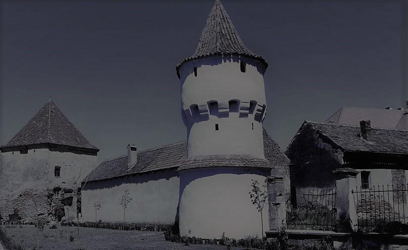 Biserica fortificata din Nocrich