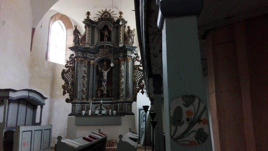 Biserica fortificata Archita, obiective turistice Transilvania, Mures, Romania, concediu