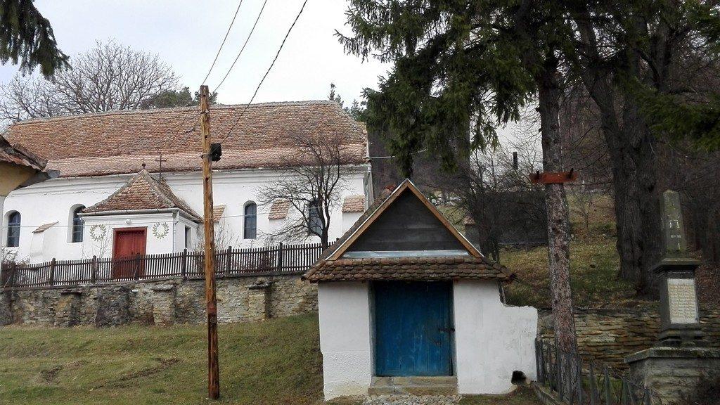 Biserica fortificata Mureni, obiective turistice Transilvania, Mures, Romania, concediu (70)