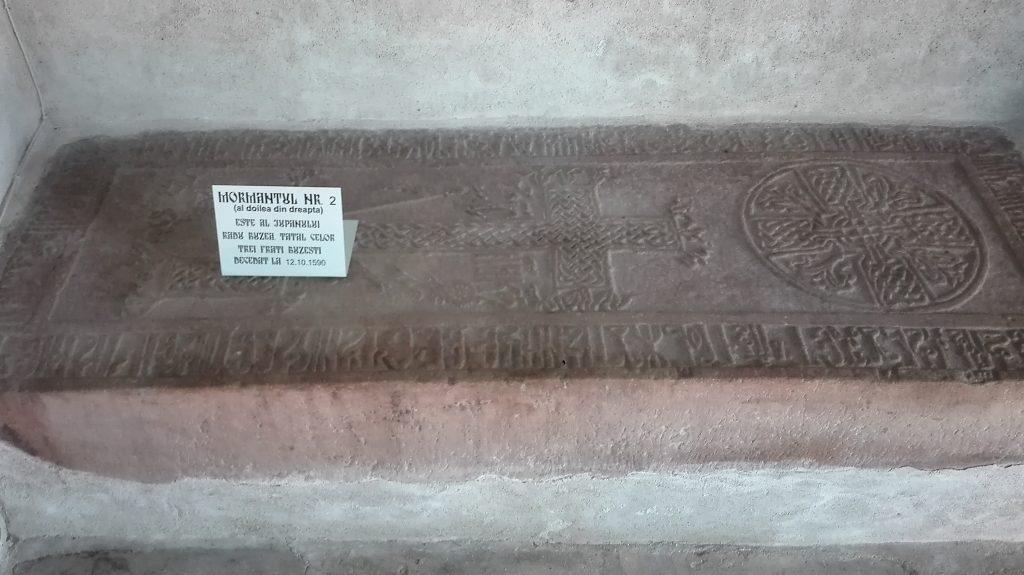 Manastirea Calui, obiective turistice, Mihai Viteazul, fratii Buzesti