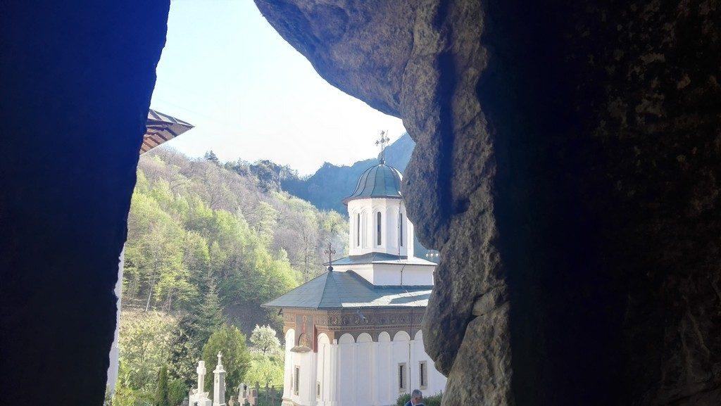 Manastirea Turnu, Valea Oltului, obiective turistice Romania