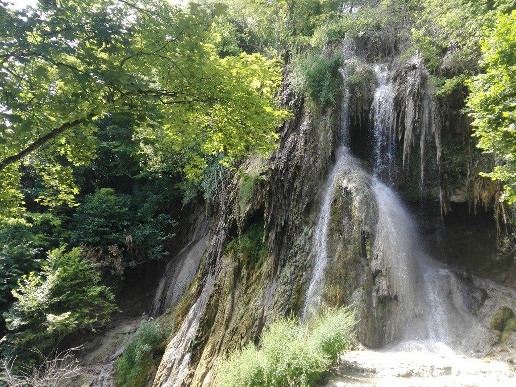 Cascada Clocota, Geoagiu Bai, obiective turistice Hunedoara, Romania, concediu bai, infoturism