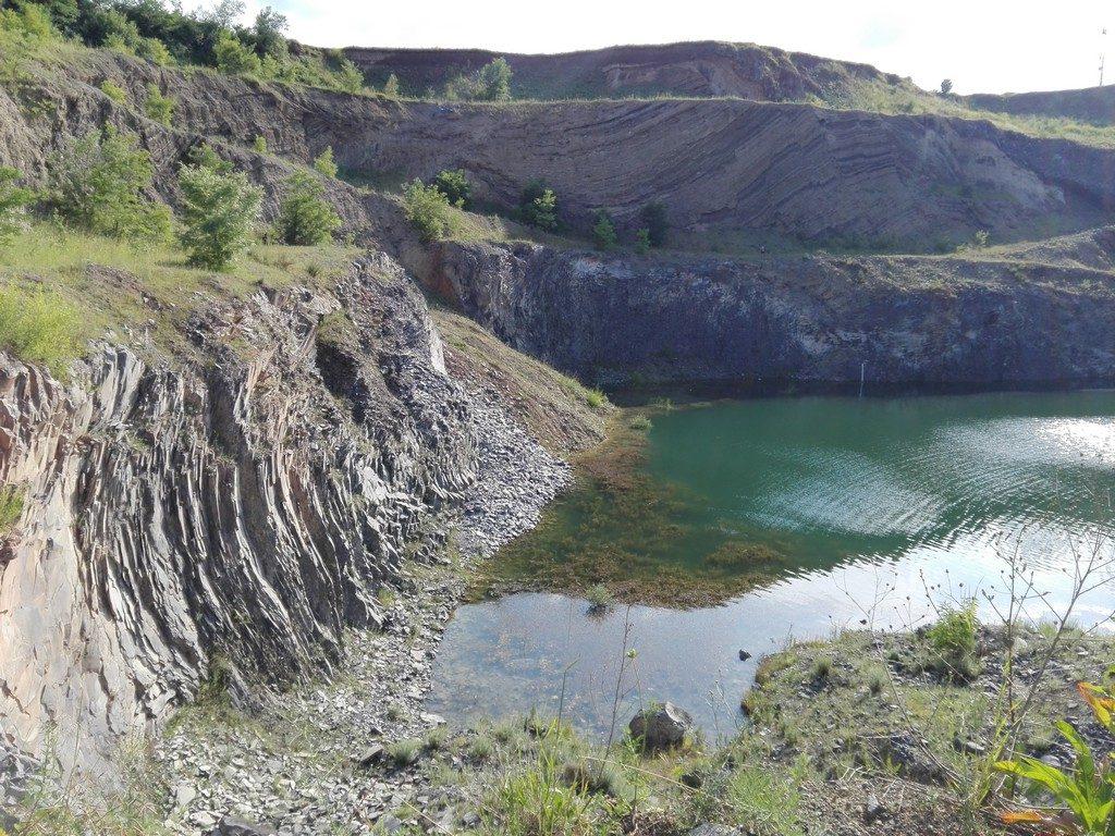 Lacul de smarald de la Racos, obiective turistice Brasov, Romania