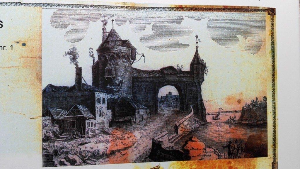 Manastirea Turnu, Targsoru Vechi, obiective turistice Prahova, Romania, Vlad Tepes