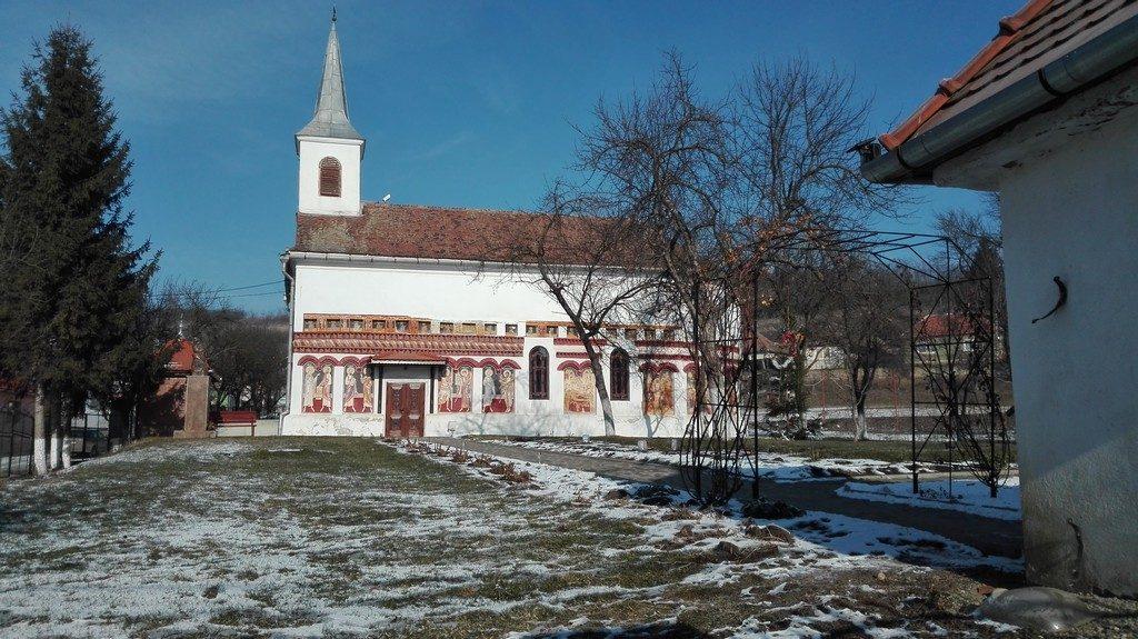 Ocna Sibiului, Biserica lui Mihai Viteazul