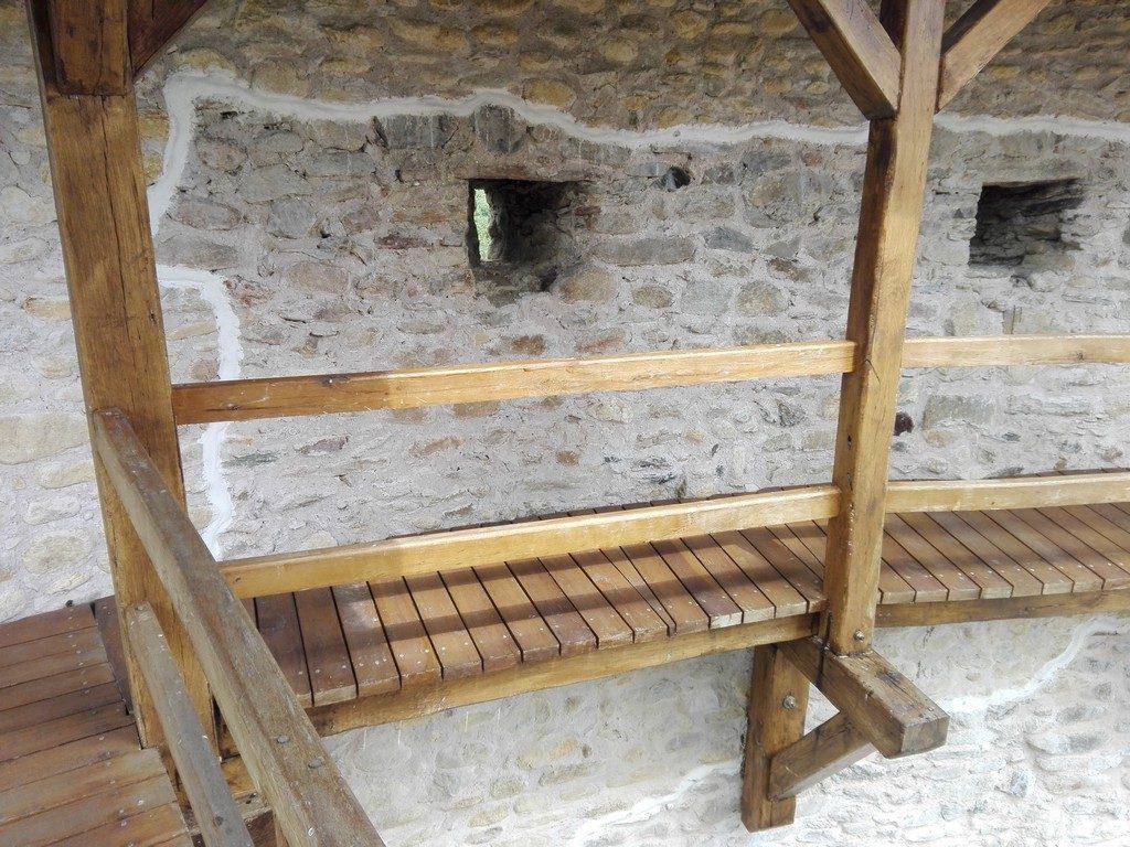 Cetatea Malaiesti, obiective turistice Hateg, Hunedoara, Romania,infoturism, Retezat