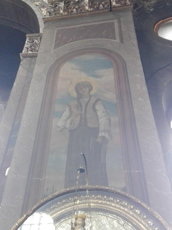 obiective turistice Ploiesti, Biserica Sfanta Vineri,Romania