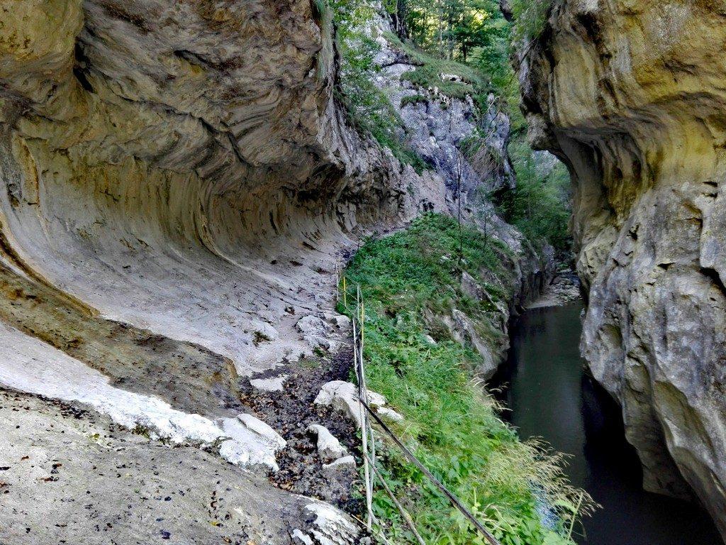 Cheile Corcoaia, obiective turistice Romania, cele mai frumoase che