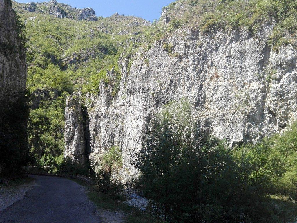 Cheile Sohodolului, obiective turistice Romania